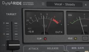 TBProAudio DynaRide: Gain Rider für die DAW