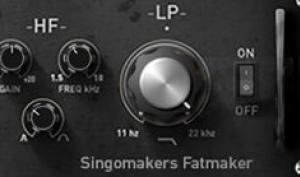 SingomakersFatmaker: der Fettmacher-EQ für die Produktion