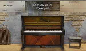 e-instruments Session Keys Upright: vielseitiges Piano jetzt erhältlich
