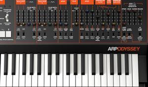 Korg Collection: neu aufgelegt und jetzt mit ARP ODYSSEY