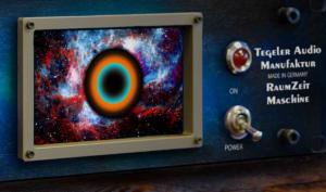 Tegeler Audio ManufakturRaumzeitmaschine: edles Röhren-Hallgerät vorgestellt