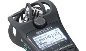 NAMM 2018: Zoom H1n - mobiler Fieldrecorder für wenig Geld