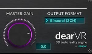 Dear RealitydearVR music im Kurztest: endlich 3D-Sound in der Musik