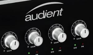 NAMM 2018: Audient iD44 Audio-Interface mit 20 Eingängen