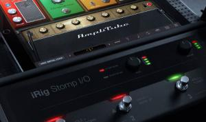 NAMM 2018: IK Multimedia iRig Stomp I/O vorgestellt