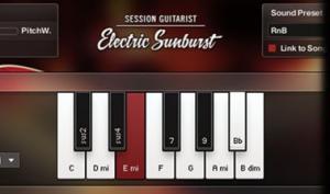 Native Instruments ElectricSunburst: die E-Gitarre für die DAW