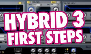 Video: Einstieg in den Synthesizer Hybrid 3 von Air Music Tech