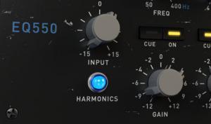 Noch kostenlos: Overloud EQ550, Equalizer im API-Stil