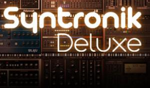 IK Multimedia Syntronik Deluxe ist raus: gigantisches Synthesizer-Bundle