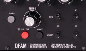 Moog DFAM im Test: Was leistet dieser analoge Drum-Synthesizer?