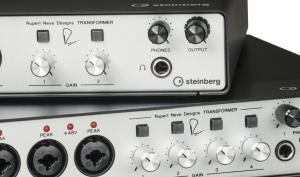 "Musikmesse 2018: Steinberg UR-RT2 & UR-RT4 Audio-Interface mit ""Rupert Neve Inside"""