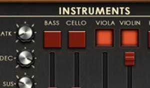 SONiVOX SolinaRedux: String Ensemble von ARP als modernes Instrument