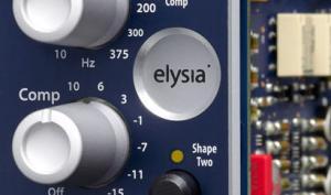 elysia skulpter 500- hochwertiger Preamp und Klangformer wird ausgeliefert