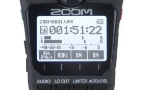 Zoom H1n im Test: günstiger mobiler Rekorder