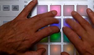 Hands On Finger Drumming - kreatives Musikmachen mit Pad-Controllern