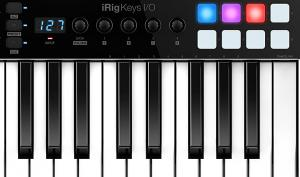 iRig Keys I/O im Test: Keyboard-Controller mit Audio-Interface