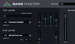 Bass Master: erster VST-Synthesizer von Loopmasters vorgestellt