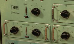 Acustica Audio Cream im Kurztest: Kanalzug im EMI TG/REDD-Style