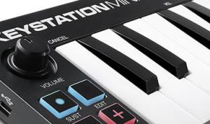 M-AUDIO aktualisiert Keystation-Serie