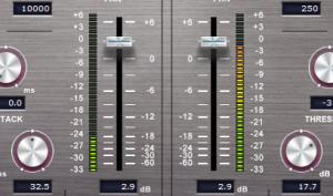 MS EQ COMP: Kostenloser EQ und Kompressor mit M/S-Modus