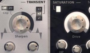 Auburn Sounds Couture: Transienten-Designer und Sättigung + Free Version