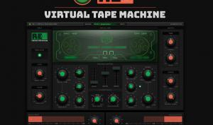 Für das iPad: Numerical Audio RE-1 Virtual Tape Machine