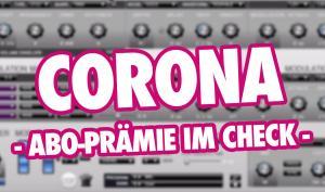 Video-Tutorial: Abo-Prämie DiscoDSP Corona im Check