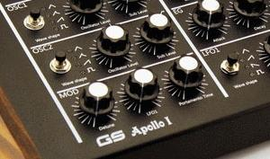 GS Music Apollo 1: frischer Analog-Synthesizer aus Argentinien