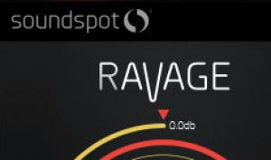SoundSpot Ravage Lite: kleines Distortion-Tool