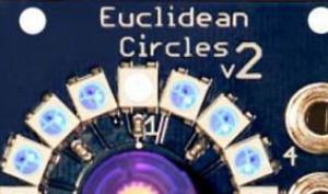 VPME Euclidean Circles 2: modularer Pattern-Generator im Kurztest