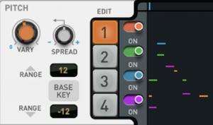 Quad Note Generator: Melodien in Reason generieren lassen