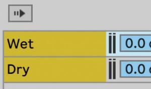 Ableton Live Tutorial: Dry/Wet-Regler für jedes Device
