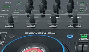 Denon DJ Prime 4 DJ-Workstation OHNE Computer