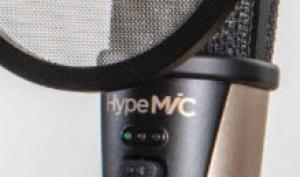 Apogee stellt das USB-Mikrofon HypeMiC vor