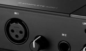 Native Instruments Komplete Audio 1 & 2: Audio-Interface für wenig Geld