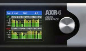 Steinberg AXR4: High-End-Audiointerface vorgestellt