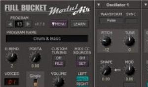 Full Bucket Music ModulAir: kostenloses Modularsystem erreicht Version 1.0