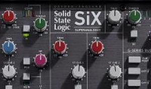 SSL SiX Mixer - Konsolen-Sound für den Desktop