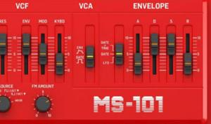 Behringer MS-101 fast lieferbar (Roland SH-101 Klon)