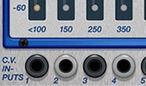 Buchla 296e Filterbank für Softube Modular