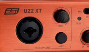 ESIU22 XT cosMik Set: All-in-Paket für Podcaster, Musiker und Co.