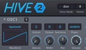 u-he Hive 2.0: beliebter Synthesizer jetzt noch besser