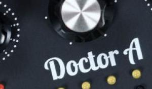 Audiothingies Doctor A: Stereo-Delay/Reverb-FX für den Desktop