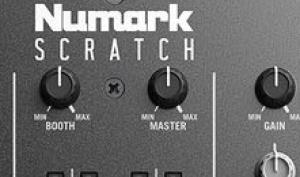 Numark Scratch: Zweikanal Battle-Mixer mit tollen Features