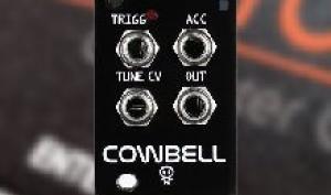 Erica Synths liefert ein Cowbell-Modul + Software für VCV Rack