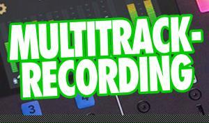 Video-Tutorial mit Rodecaster Pro: Multitrack-Aufnahme einrichten