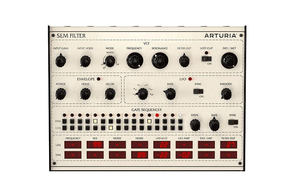 Arturia 3 Filters im Test: Beeindruckende Filter-Emulationen   Beat