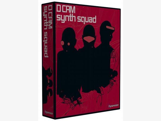 Test: FXpansion DCAM: Synth Squad