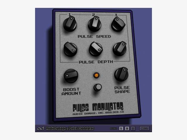 Test: Audio Damage PulseModulator