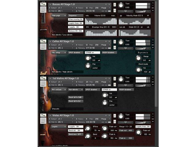 Test: Cinematic Strings Pro Edition
